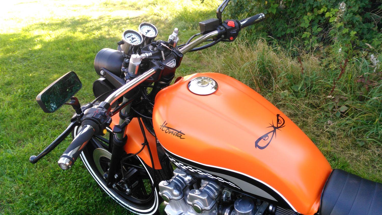Dime City Cycles Blog - MATS PALSSON'S 1981 HONDA CB750